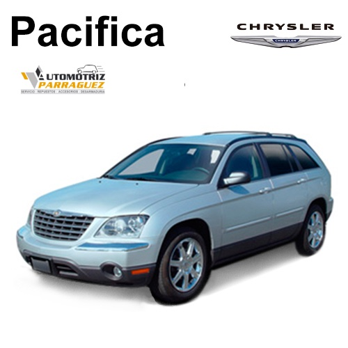 Automotriz Parraguez - Chrysler Pacifica